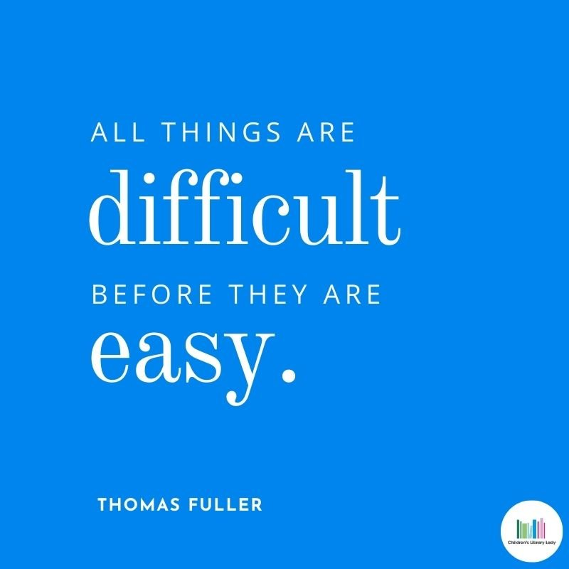 Growth Mindset Quote by Thomas Fuller