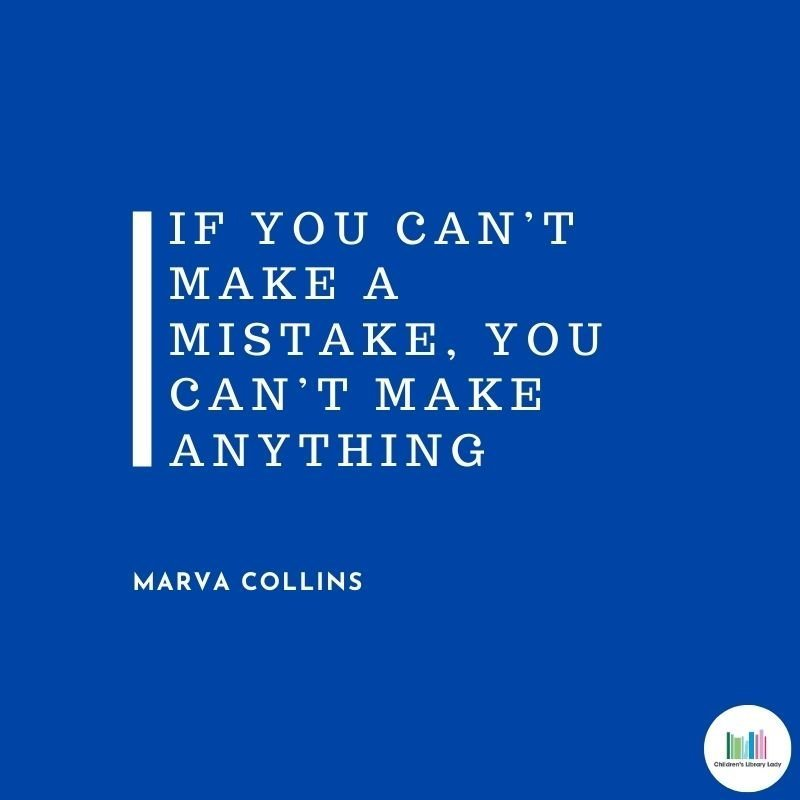 Growth Mindset Quote by Marva Collins