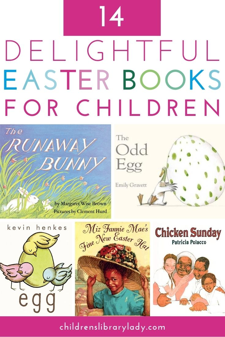 14 of the Most Delightful Easter Books for Children