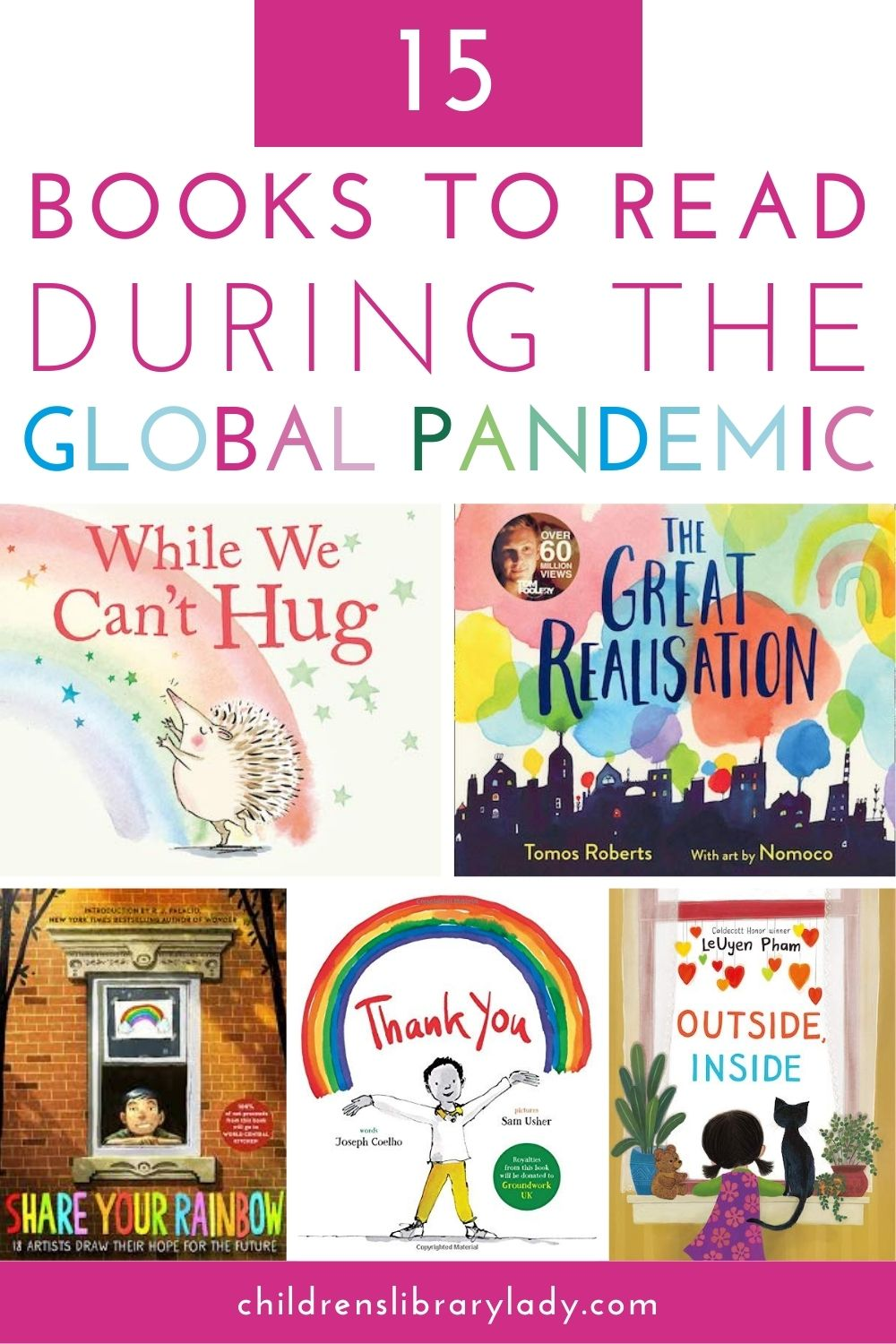 15 Picture Books to Help Children Cope in the Coronavirus Pandemic