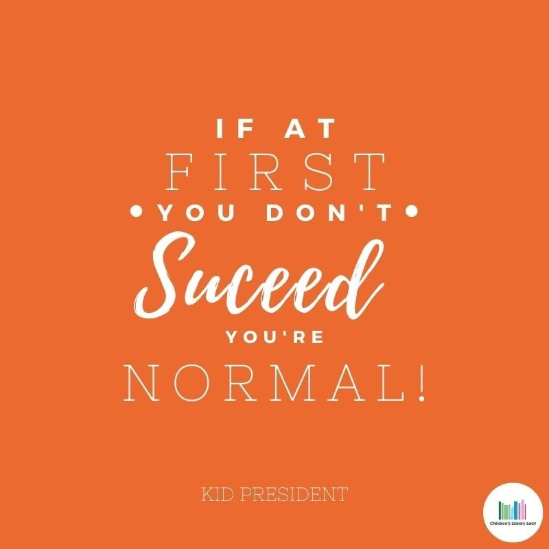 Growth Mindset Quote by Kid President