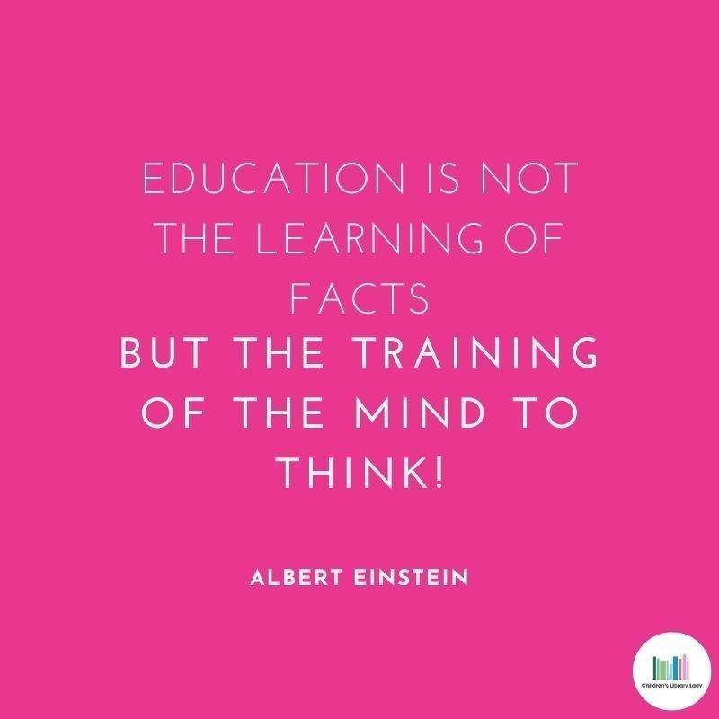 Growth Mindset Quote by Albert Einstein1