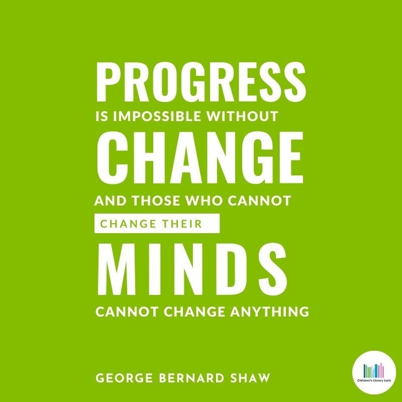 Growth Mindset Quote by George Bernard Shaw