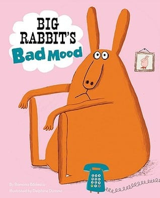Big Rabbit's Bad Mood book cover