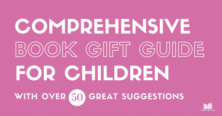 Book Gift Guide for Children Featured Image