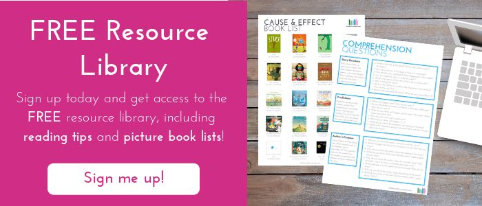 Free Resource Library Landing Page