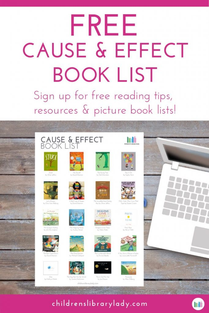 Free Cause & Effect Book List