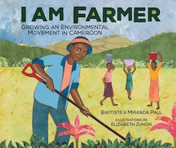 I Am Farmer by Baptiste Paul