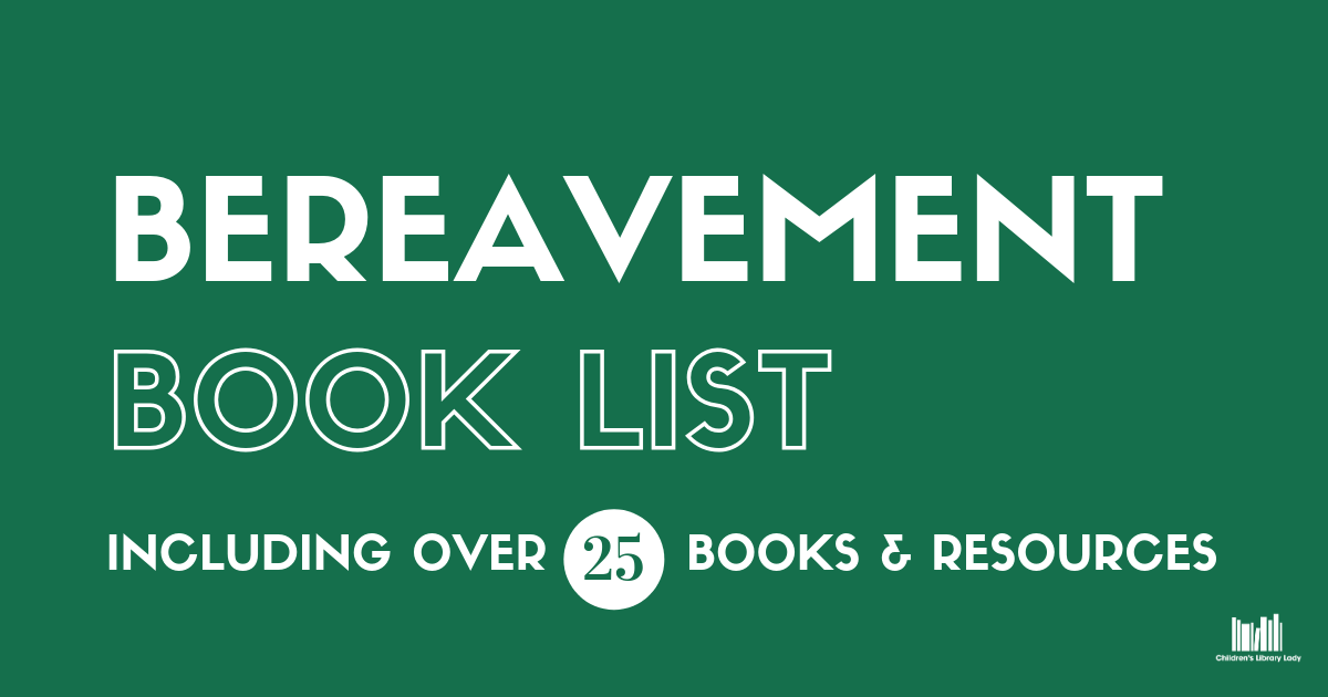 Bereavement book list