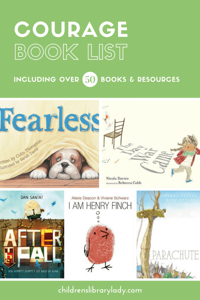Courage Book List & Resources