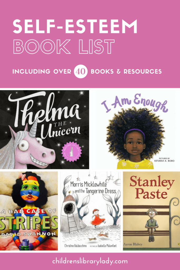 Self-Esteem Book List & Resources
