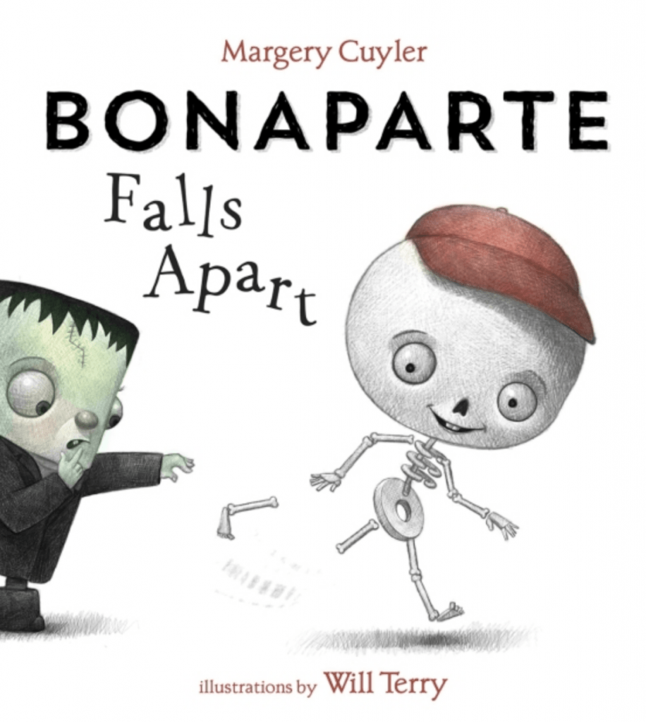 Bonaparte Falls Apart by Margery Cuyler - 15 of the Best Halloween Books for Kids of all Ages