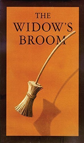 The Widow's Broom by Chris Van Allsburg - 15 of the Best Halloween Books for Kids of all Ages