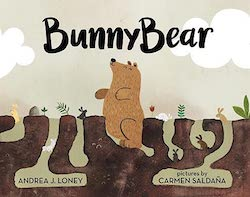 Bunnybear by Andrea J. Loney
