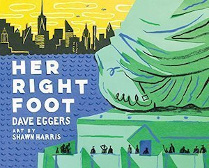 Her Right Foot by Dave Eggers