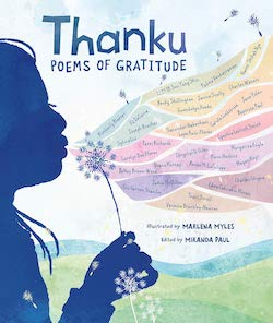 Thanku: Poems of Gratitude by Miranda Paul