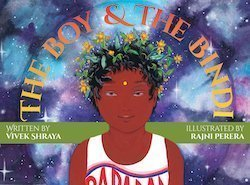 The Boy & the Bindi by Vivek Shraya found in post Best Picture Books about Identity