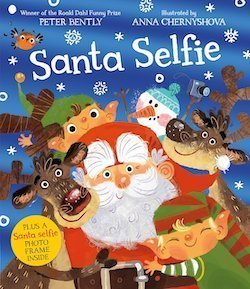 Santa Selfie by Peter Bently