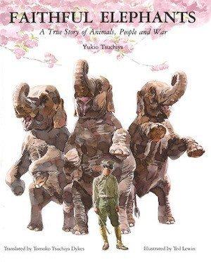 Faithful Elephants by Yukio Tsuchiya