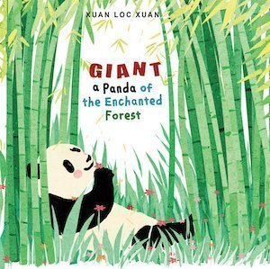 Giant- A Panda of the Enchanted Forest