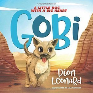 Gobi- A Little Dog with a Big Heart