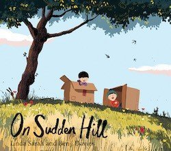 On Sudden Hill by Linda Sarah Cover