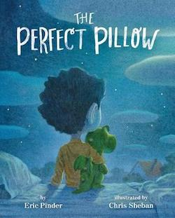 The Perfect Pillow by Eric Pinder Cover