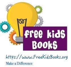 Free Kids Books logo