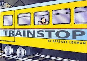 Trainstop by Barbara Lehman