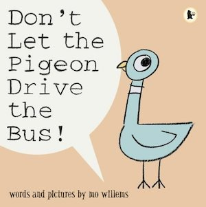 Don't Let The Pigeon Drive The Bus! by Mo Williams