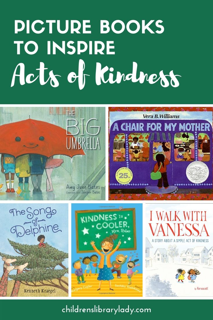 14 of The Best Books To Inspire Acts Of Kindness