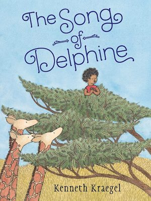 The Song of Delphine by Kenneth Kraeger