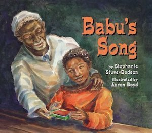 Babu's Song by Stephanie Stuve-Bodeen book cover