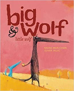 Big Wolf & Little Wolf by Nadine Brun-Cosme