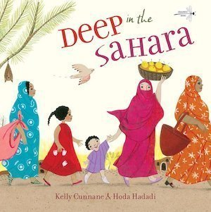 Deep In The Sahara by Kelly Cunnane