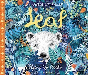 Leaf by Sandra Dieckmann