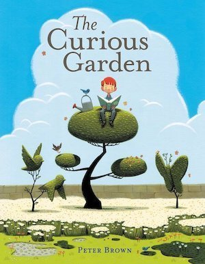 The Curious Garden byPeter Brown