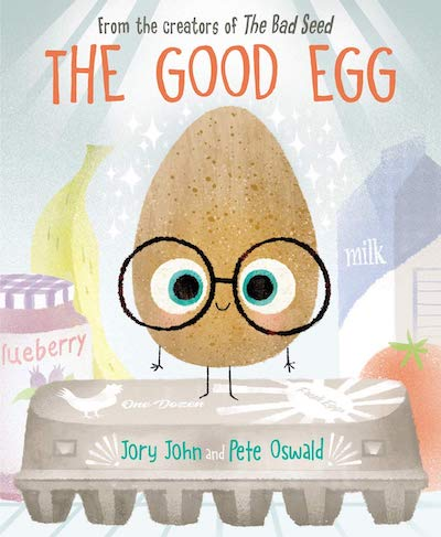 The Good Egg by Jory John