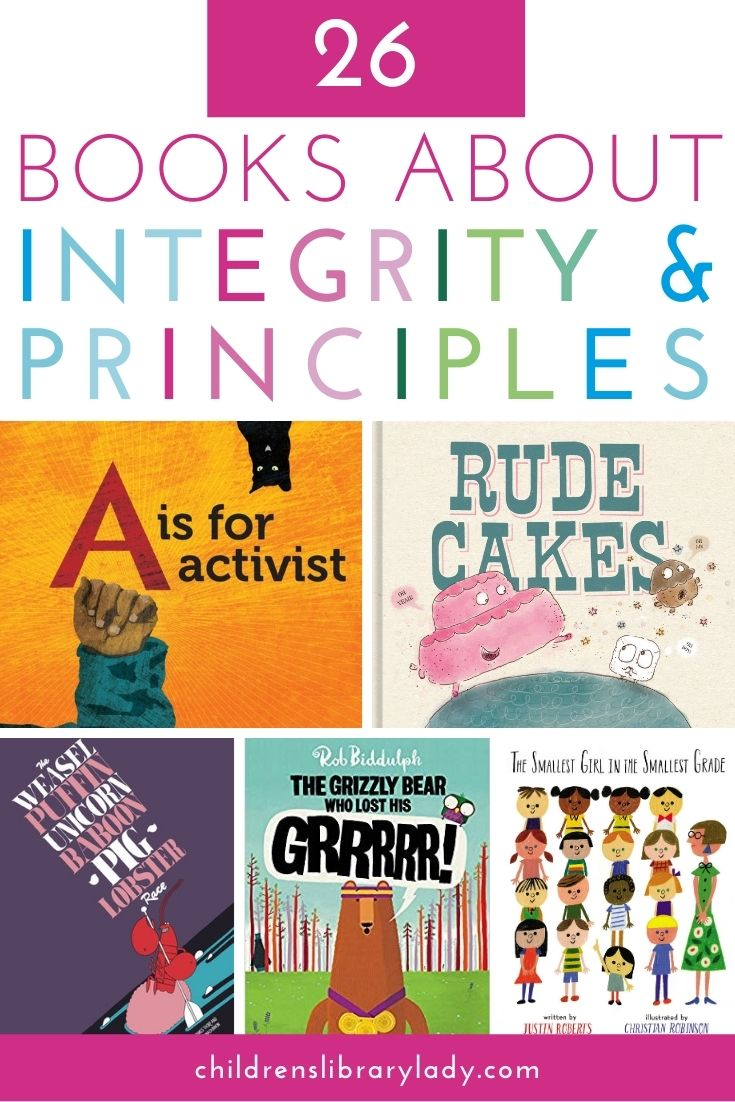 26 of the Best Books about Integrity and Being Principled