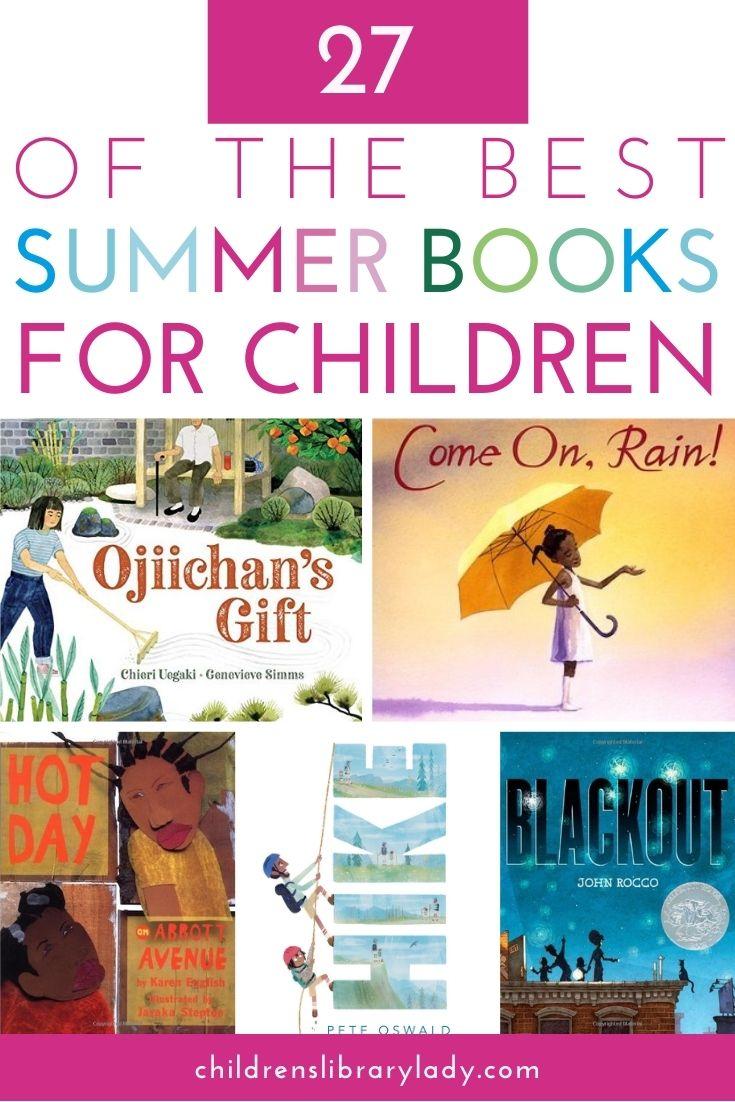 27 of the Best Summer Books for Children