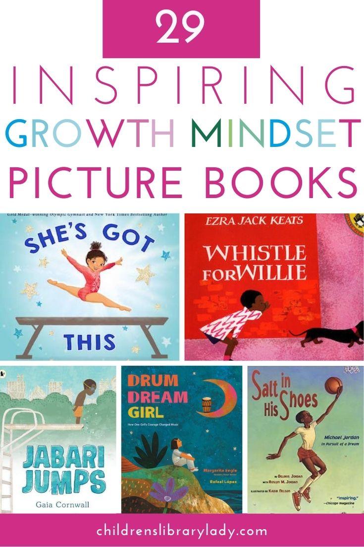 29 Inspiring Growth Mindset Books for Children