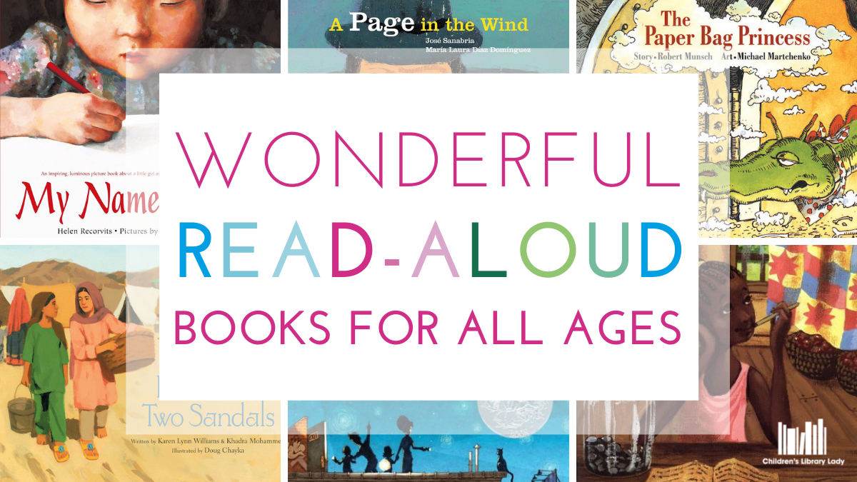30 Wonderful Read-Aloud Books Perfect For All Ages