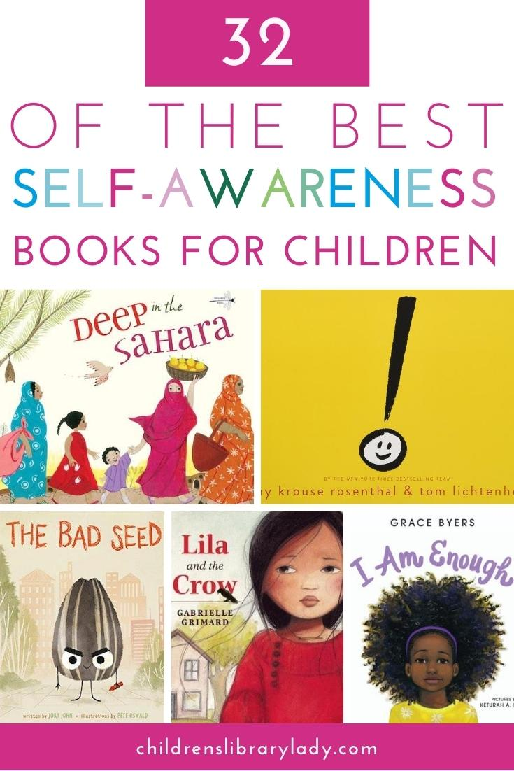 32 of the Best Self-Awareness Books for Children