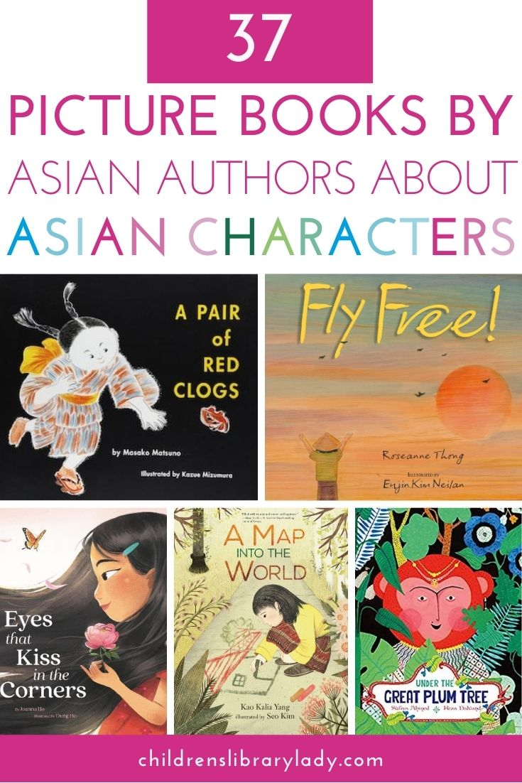 37 Picture Books by Asian Authors about Asian Characters