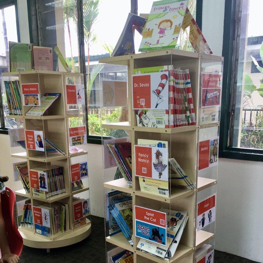 KLASS Library Easy Readers