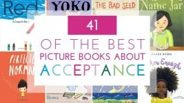 41 of the Best Picture Books about Acceptance