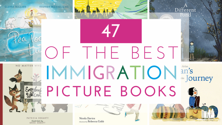 47 of the Best Immigration Picture Books Featured Image