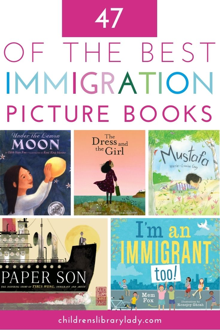 47 of the Best Immigration Books for the Classroom