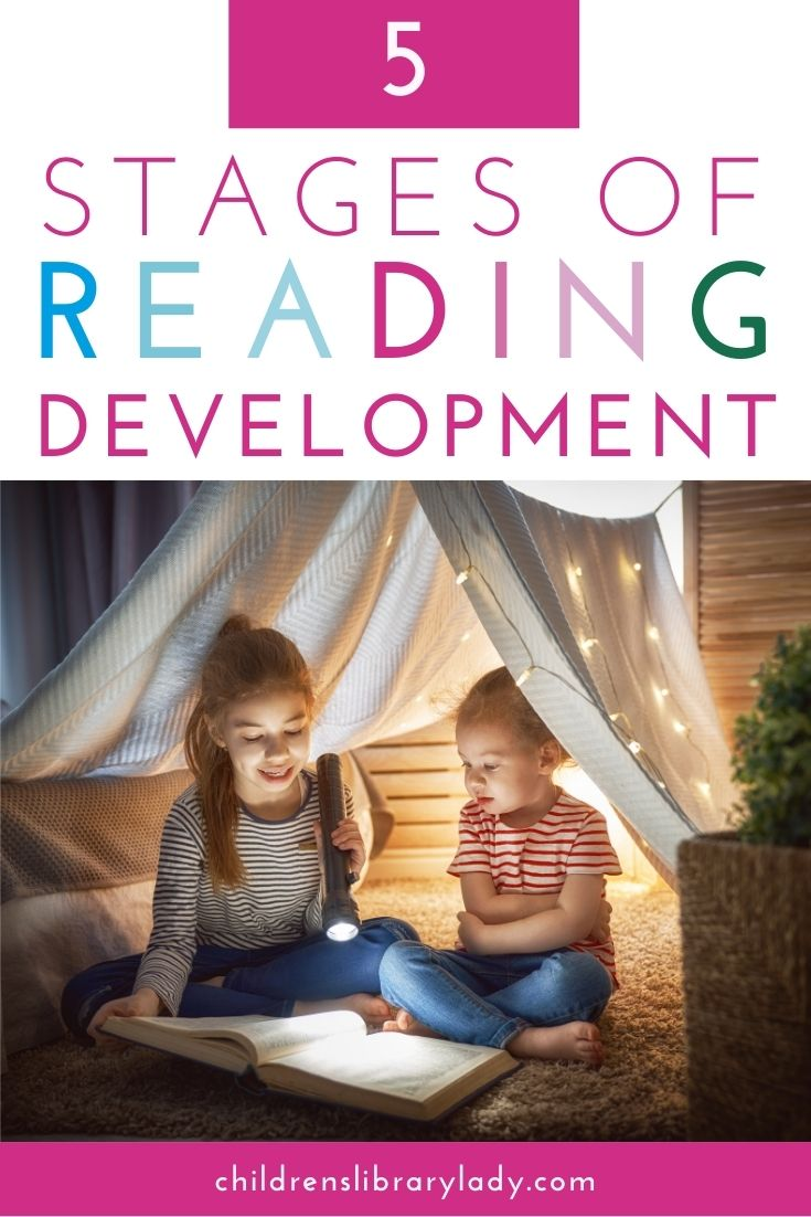 The 5 Stages of Reading Development