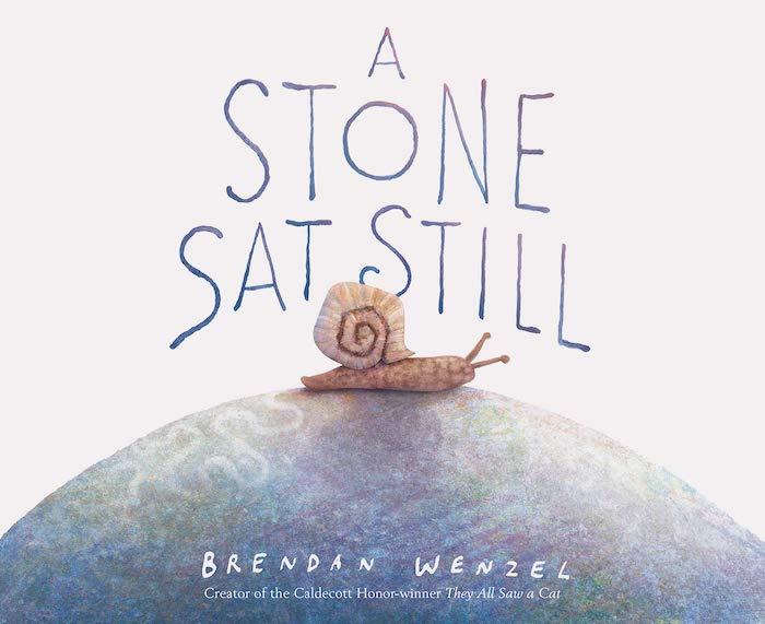 A Stone Sat Still by Brendan Wenzel